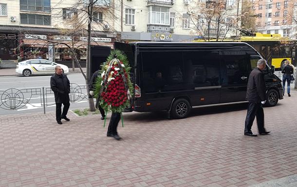 У Києві прощаються з Давидом Черкаським