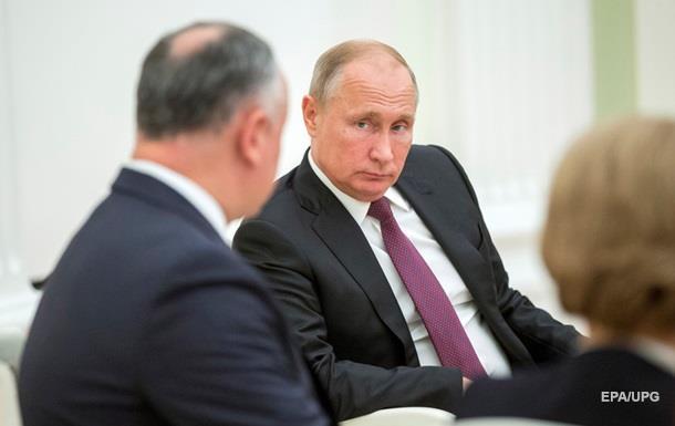 Санкции России против Украины. Главное