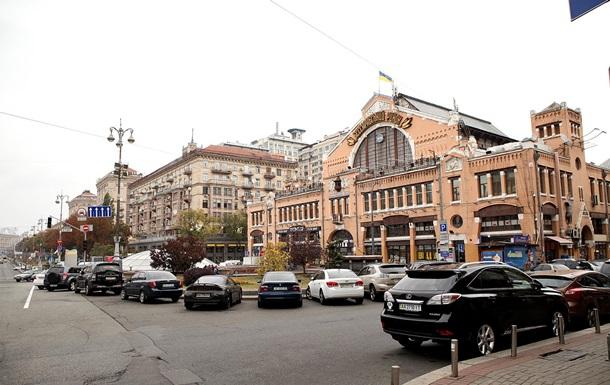 В Киеве задержали  минера  Бессарабского рынка