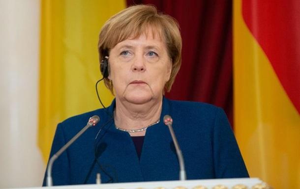Меркель: Требования МВФ к Киеву достаточно высокие