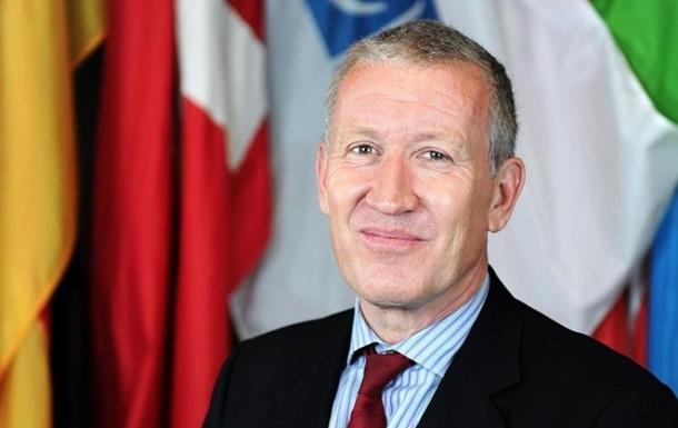 В Україні змінився заступник глави місії ОБСЄ