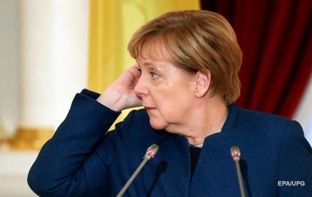 Меркель назвала найнеобхідніші для України реформи
