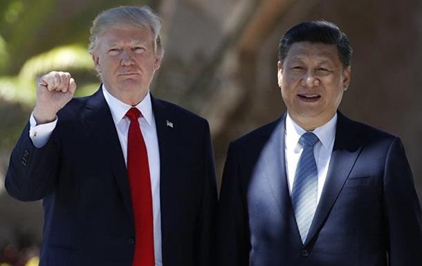 Трамп  плодотворно  обсудил торговлю с Си Цзиньпином