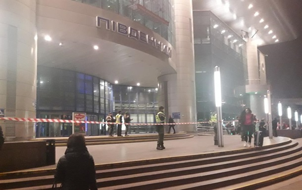 У поліції розповіли про результати пошуку вибухівки на вокзалах Києва