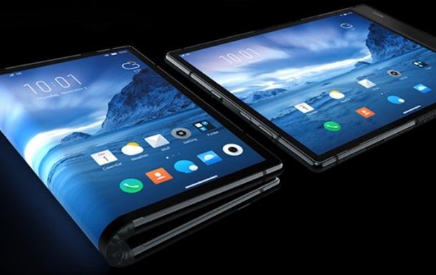 Первый гибкий смартфон: характеристики