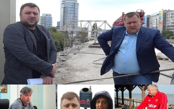 Старые шашни нового руководства Днепра. Часть 1.
