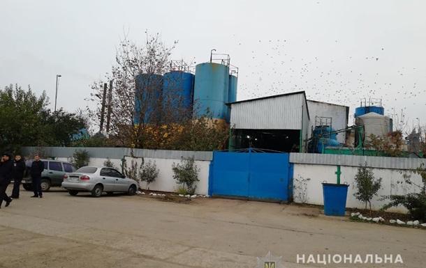На Миколаївщині пограбували маслозавод