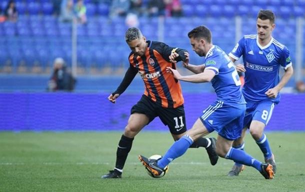 Динамо зустрінеться з Шахтарем в 1/4 Кубка України. Результати жеребкування