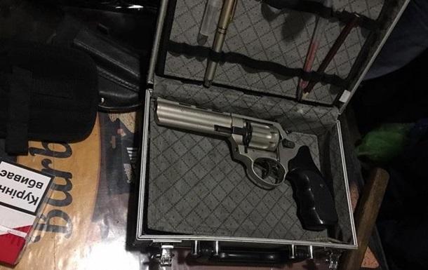 В Мелитополе задержали торговца оружием