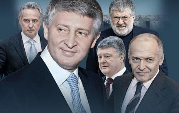 Украинцы назвали самых влиятельных людей Украины. Видеосоцопрос
