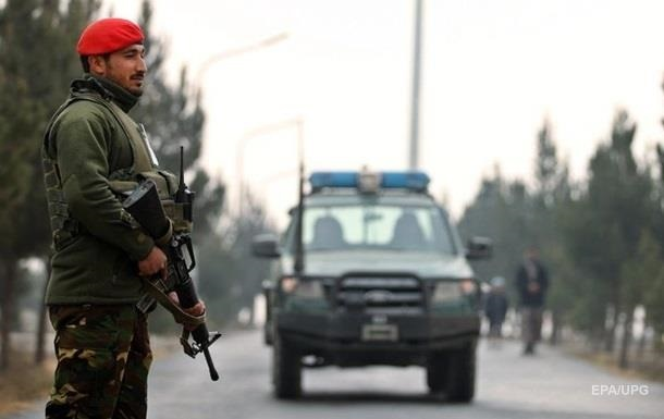 В Афганистане убили американского военного