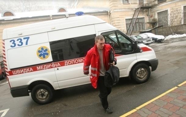 У Києві від падіння з пожежної вишки загинула дівчина