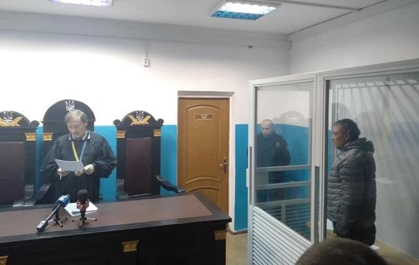 Суд заарештував чотирьох підозрюваних у замаху на координатора С14