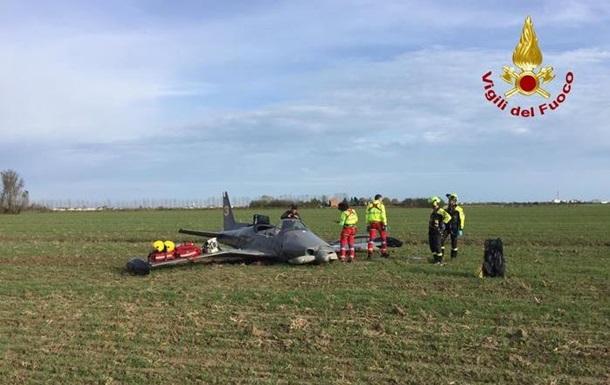 В Італії розбився легкомоторний літак, є жертви