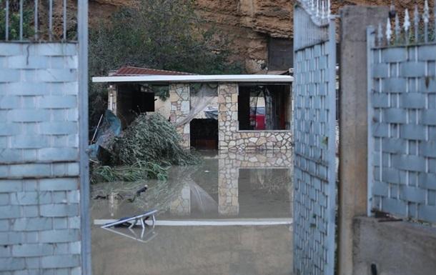 На Сицилии произошло наводнение: десять погибших