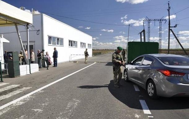 Сепаратисти обстріляли пункт пропуску Мар'їнка