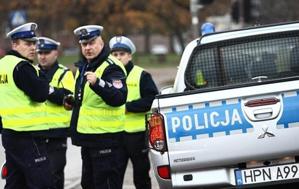 В Польше автобус из Украины попал в ДТП