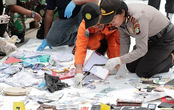 Авіакатастрофа в Індонезії: названі дані чорної скриньки