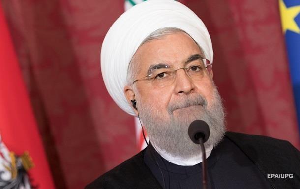 В Ірані офіційно заявили про намір порушувати санкції США