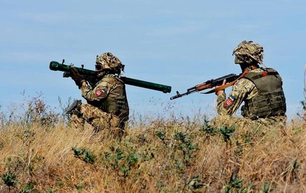 Армию Украины включили в топ-10 в Европе