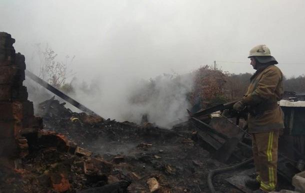 В Киевской области на пожаре погибли женщина и ребенок