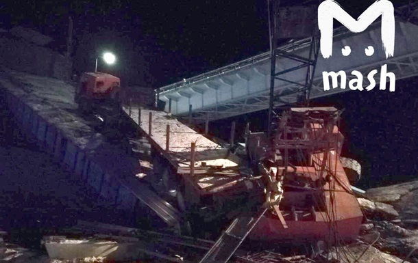 В России при обрушении моста два человека погибли, семь пострадали – СМИ