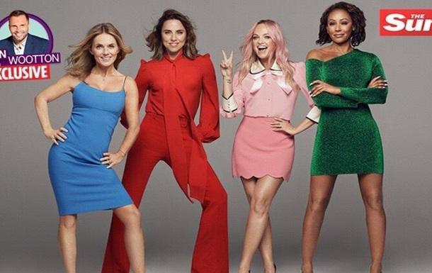 Spice Girls показали первое фото после воссоединения