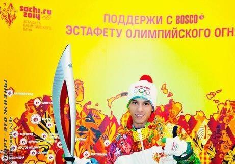 Александр Сотников биатлонист.