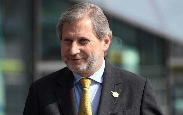 Єврокомісар висловився за відмову від переговорів про вступ Туреччини до ЄС