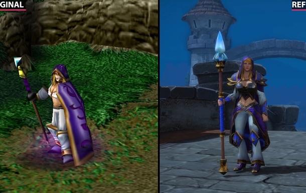Warcraft III: видео