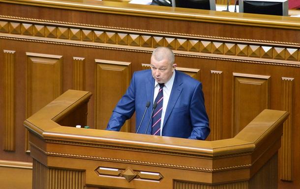 Нардеп Паламарчук уволил помощника, который фигурирует по делу Гандзюк