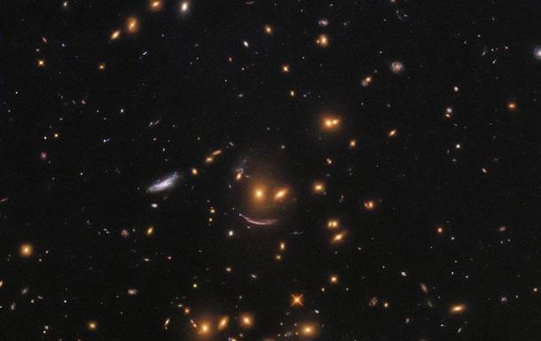Улыбка Вселенной. Hubble прислал новое фото космоса