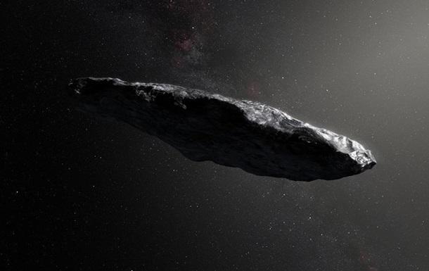 Корабль пришельцев . Ученые об астероиде Оумуамуа