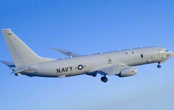 Літак США здійснив розвідку поблизу Керченської протоки