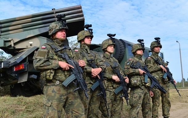 В Польше стартуют масштабные учения НАТО Anakonda