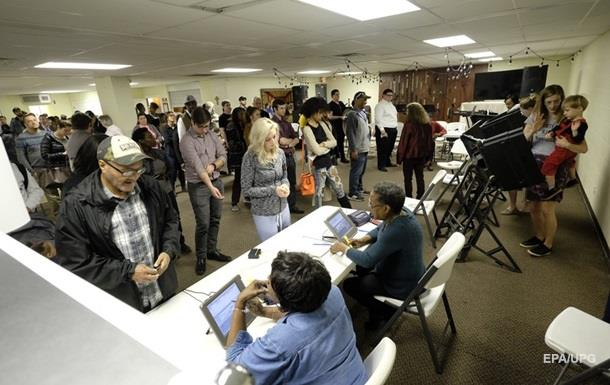 Выборы в США: республиканцы сохраняют большинство в Конгрессе