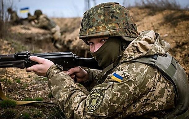 Сутки на Донбассе: десять обстрелов, ранен военный