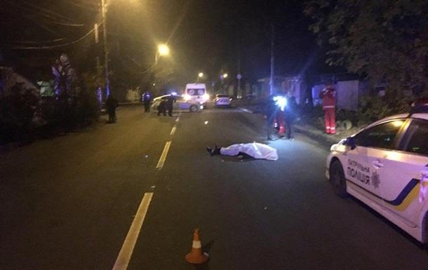 В Кропивницком на улице расстреляли мужчину - очевидцы