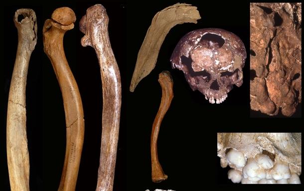 Найдены останки древних людей со странными аномалиями
