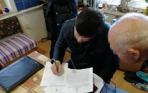 СБУ заявила о задержании в Киеве антиукраинского интернет-агитатора