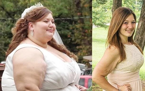 Блогер похудела на 140 килограммов и пожалела