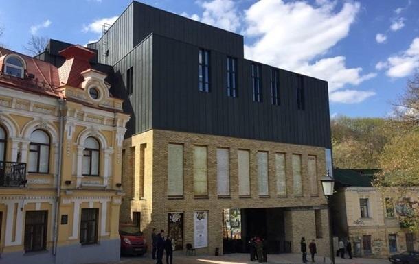 Театр на Подоле претендует на архитектурную премию