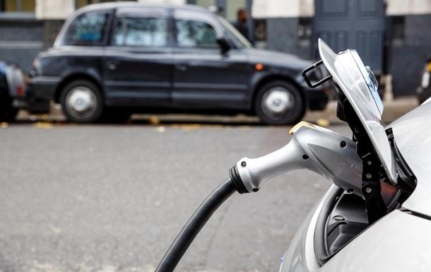 В Украине спрос на электромобили вырос в 2,5 раза