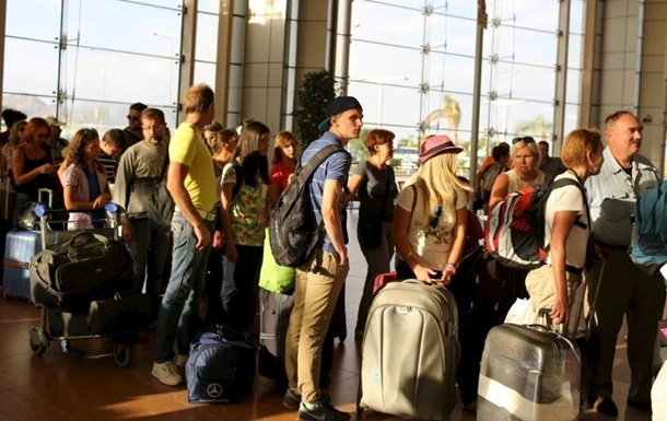 В Україні скоротилася кількість іноземних туристів