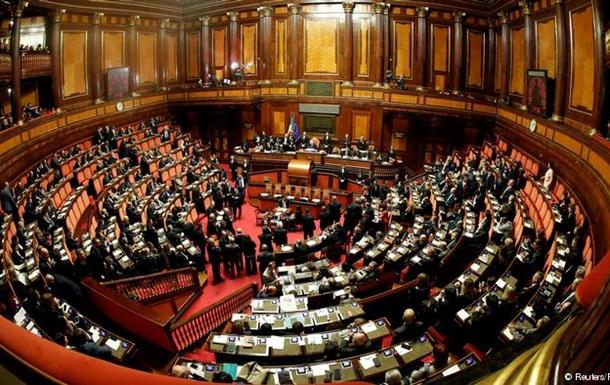 Сенат Італії підтримав антиміграційний указ Сальвіні