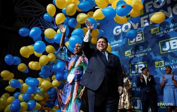 Вихідці з України очолили два штати в США