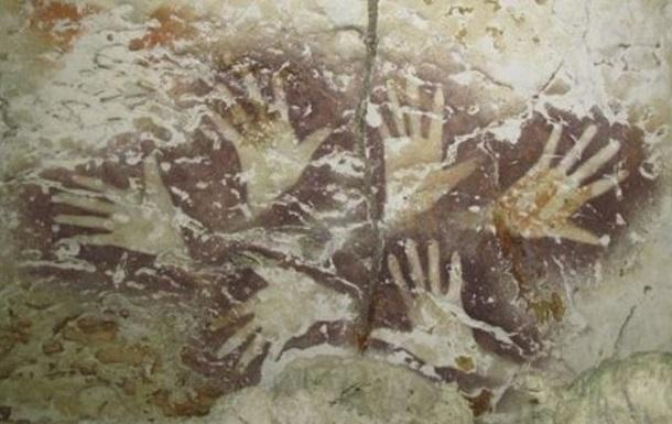 ВИндонезии обнаружили наскальные рисунки возрастом 40 тыс.  лет