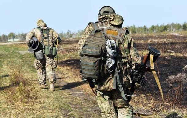 За минулу добу на Донбасі поранені троє військових