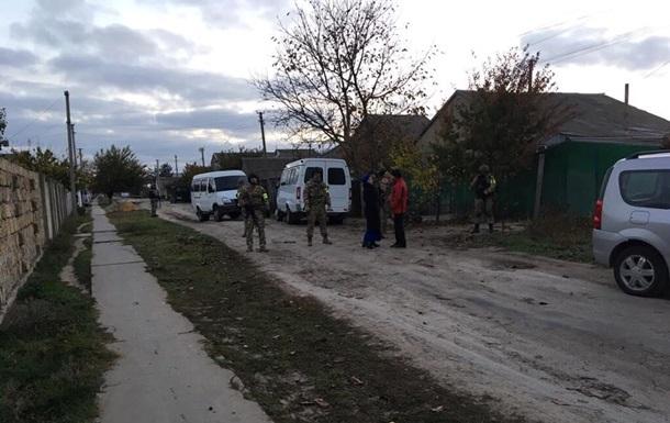 У Криму відбувся новий обшук, двоє затриманих