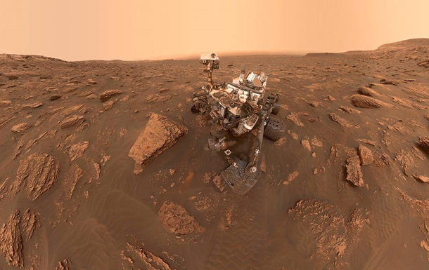 Марсоход Curiosity возобновил работу